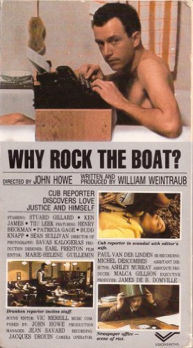 9786301093156: Why Rock the Boat? [VHS]