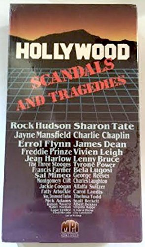 9786301093453: Hollywood Scandals & Tragedies [VHS]