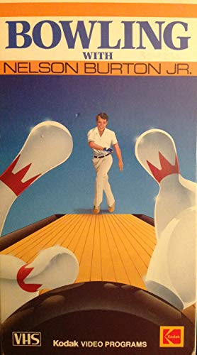 9786301124669: Bowling With Nelson Burton, Jr. [VHS]