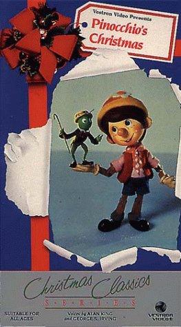 9786301133470: Pinocchio's Christmas [VHS]