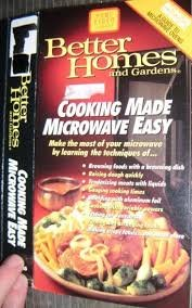9786301144797: Cooking Made Microwave Easy [VHS]