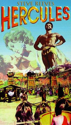 9786301151009: Hercules [VHS]