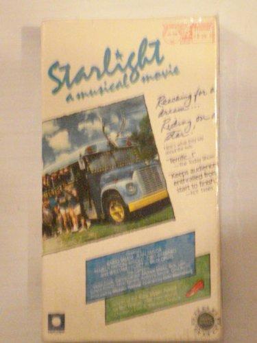 9786301207676: Starlight - A Musical Movie [VHS]