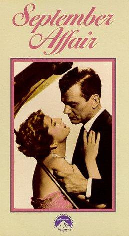 9786301216142: September Affair [VHS]