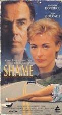 9786301216265: Shame [VHS]