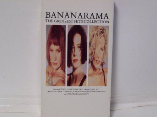 9786301229739: Bananarama: The Greatest Hits Collection [VHS]