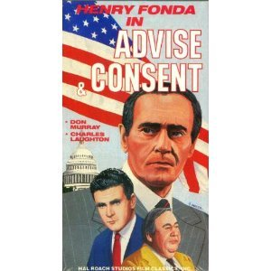 9786301231732: Advise and Consent [VHS]