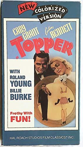 9786301231787: Topper [VHS]