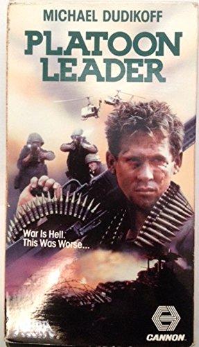 9786301247344: Platoon Leader [VHS]