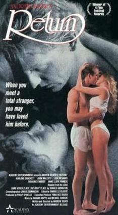 9786301247870: Return [VHS]