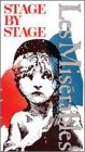 9786301257909: Stage By Stage - Les Miserables [VHS]