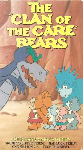 9786301258340: Clan of the Care Bears [VHS]