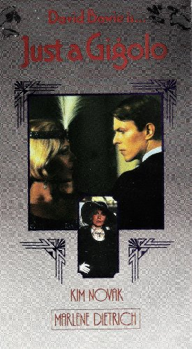 9786301261463: Just a Gigolo [VHS]