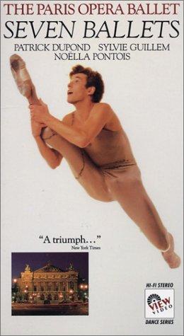 9786301267885: PARIS OPERA BALLET: Seven Ballets [VHS]