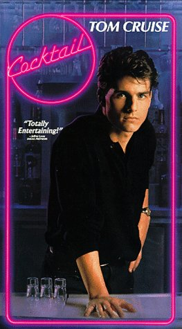 9786301276931: Cocktail [VHS]