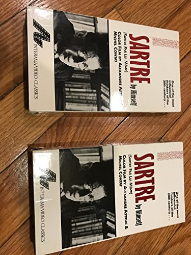 9786301305075: Sartre By Himself [VHS]