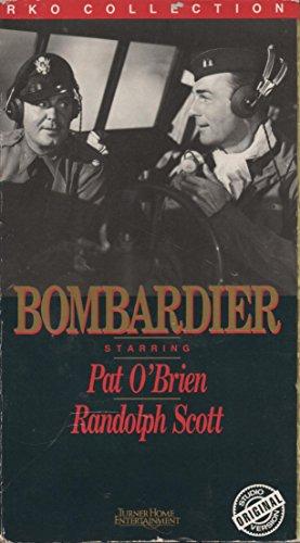 9786301327787: Bombardier [VHS]