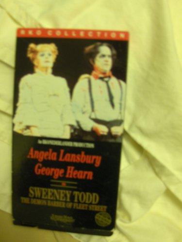 9786301328661: Sweeney Todd [VHS]
