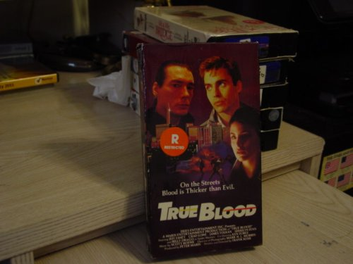 9786301331432: True Blood [VHS]