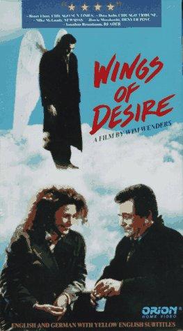 9786301334310: Wings of Desire [VHS]