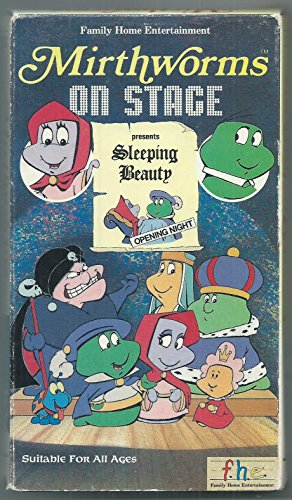 9786301344401: Mirthworms on Stage [VHS]