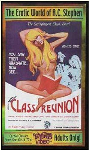 9786301378161: Class Reunion (1970) [VHS]