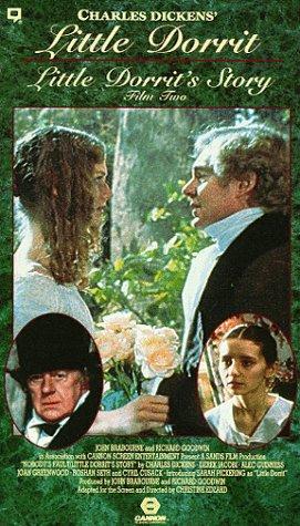 9786301383868: Little Dorrit - Part Two: Little Dorrit's Story [VHS]