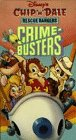 9786301390644: Disney's Chip 'n' Dale Rescue Rangers - Crime Busters [VHS]