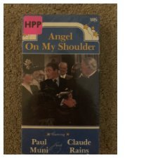 9786301394918: Angel on My Shoulder [VHS]