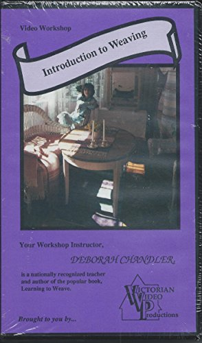 9786301404600: Introduction to Weaving [VHS]