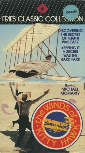 9786301413077: The Winds of Kitty Hawk [VHS]