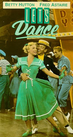 9786301423939: Let's Dance [VHS]