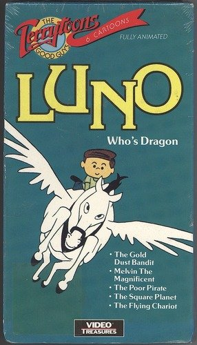 9786301465380: Luno: Who's Dragon [VHS]