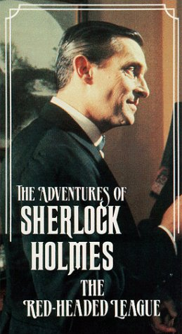 9786301480444: The Adventures of Sherlock Holmes - The Red-Headed League [VHS]