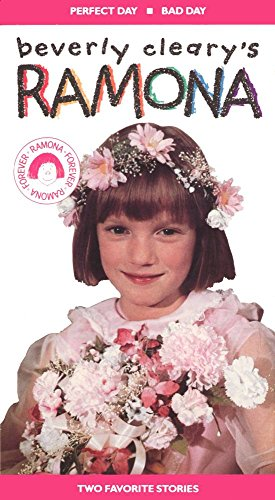9786301486224: Beverly Cleary's Ramona: Perfect Day/Ramona's Bad Day [VHS]