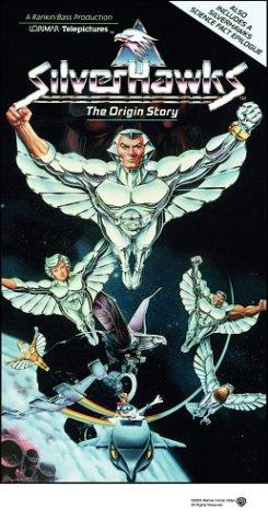 9786301486910: Silverhawks: Darkbird [VHS]