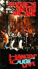 9786301520874: New Kids on the Block: Hangin' Tough Live [VHS]