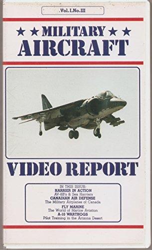 9786301530118: Military Aircraft Vol 1 No 3 [VHS]