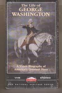 9786301576574: Life of George Washington [VHS]