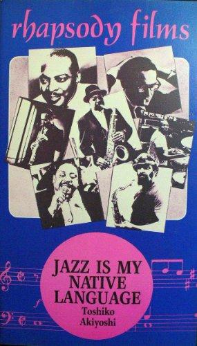 9786301583428: Jazz is my Native Language [VHS]