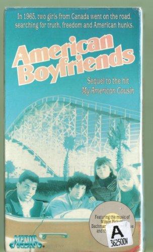 9786301608947: American Boyfriends [VHS]