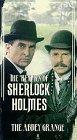 9786301611718: Sherlock Holmes: Abbey Grange [VHS]