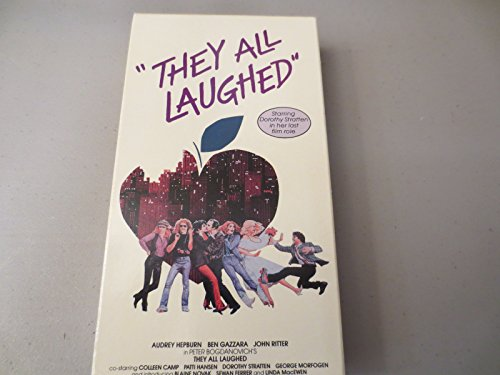 9786301618366: They All Laughed [VHS]