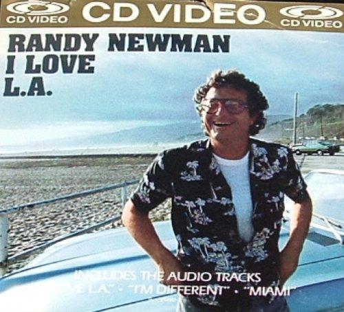 9786301620833: I Love L.A. [CD VIDEO]