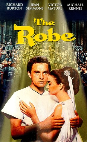 9786301628457: The Robe [VHS]