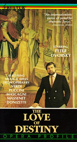 9786301629799: The Love Of Destiny: Featuring Music & Arias From Operas By Verdi, Puccini, Mascagni, Massenet, Donizetti [VHS]