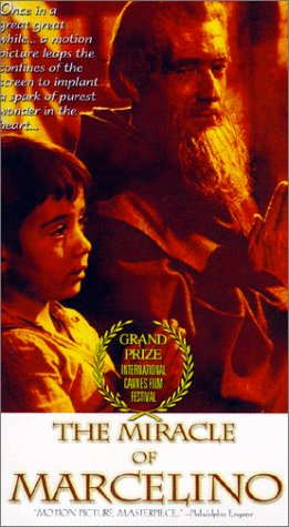 9786301640787: The Miracle of Marcelino [VHS]