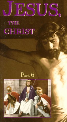 9786301640855: Family Films Presents The Living Bible: Jesus, The Christ Part 6 [VHS]