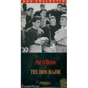 9786301648530: The Iron Major [VHS]