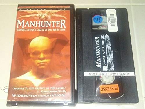 9786301649735: Manhunter [VHS]